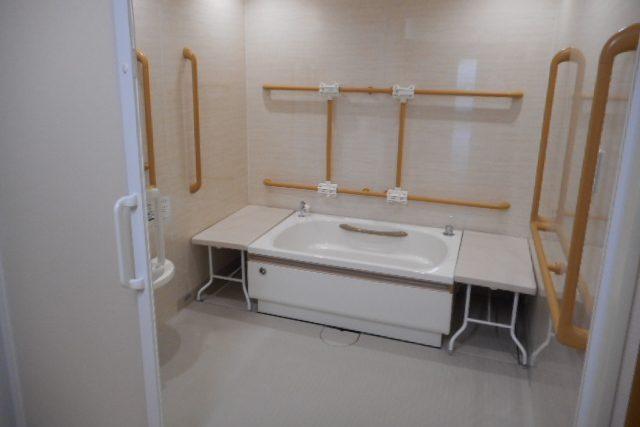 ユニット内浴室